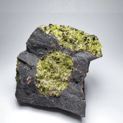 Peridot from the San Carlos Indian Reservation