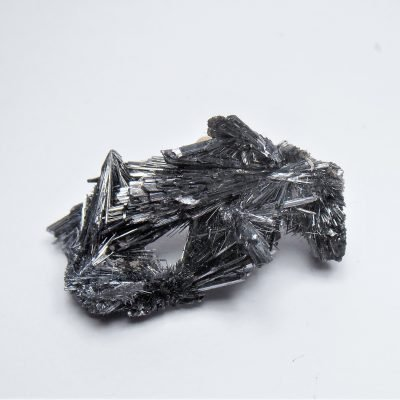 Stibnite from the Herja Mine, Baia Mare, Maramares Co.