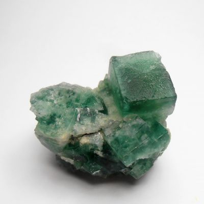 Fluorite - Highly Fluorescent Crystals from the Rogerley Mine