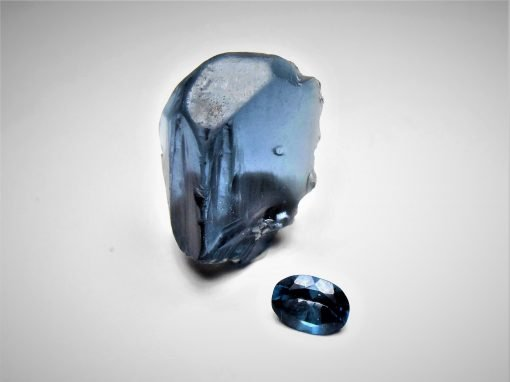 Topaz - Natural and Faceted Gemstones - Minas Gerais