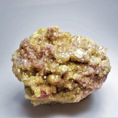 Vesuvianite and Manganoan Vesuvianite from the Jeffrey Mine