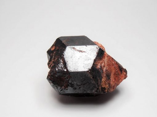 Rutile from the Graves Mountain Mine in Lincoln County