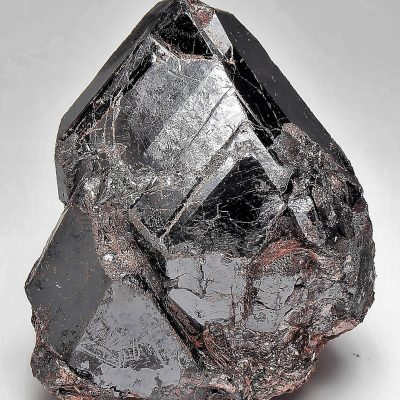 Rutile - Large Crystal from Graves Mountain Mine