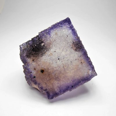 Fluorite Crystal from the Elmwood Mine, Tennessee