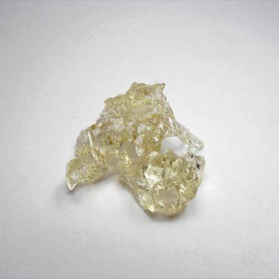 Heliodor Beryl Crystal from Sao Jose da Safira, Minas Gerais
