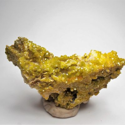 Pyromorphite - Calcium Rich variety from the Daoping Mine
