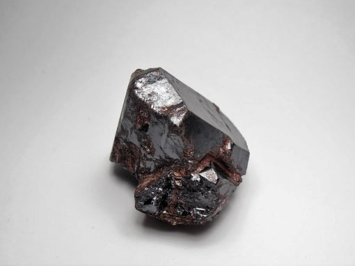Rutile Crystal from the Graves Mountain Mine in Lincoln County
