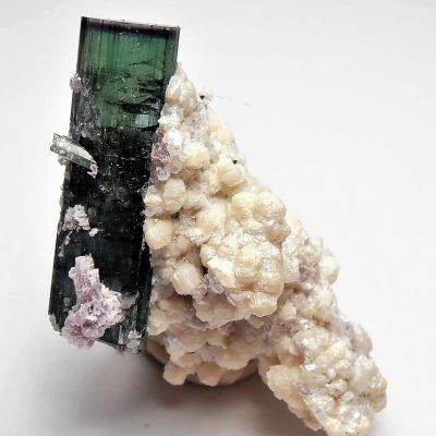 Tourmaline from the Chiar Mine, Sao Jose da Safira