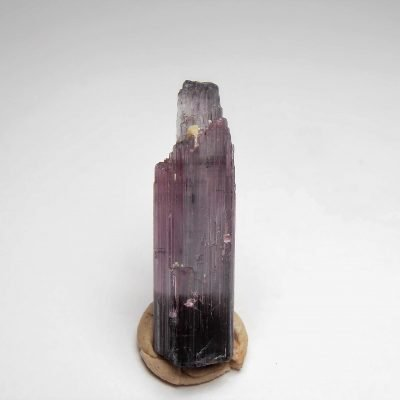 Tourmaline - Lavender Crystal from the Chiar Mine
