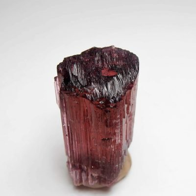 Tourmaline - Rubellite Crystal from Morro Redondo