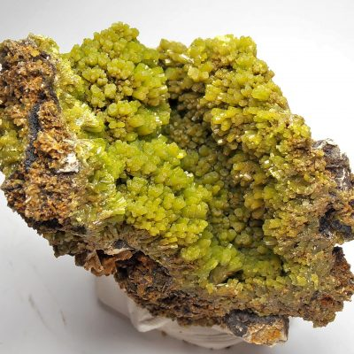 Pyromorphite from the Daoping Mine in the Guilan Prefecture