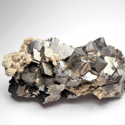 Arsenopyrite from Piece from the Yaogangxian Mine