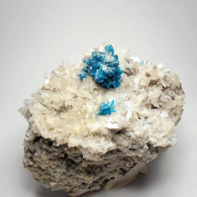 Cavansite from the Wagholi Quarries