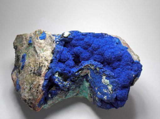 Azurite - Southwest Mine, Bisbee, Arizona