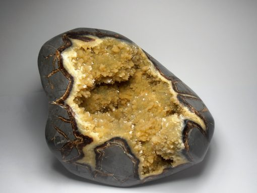 Calcite Crystal Septurian Nodule from Orderville, Utah