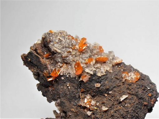 Wulfenite - Red Cloud Mine, La Paz County