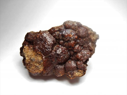 Andradite - Cinnamon-Red Crystals from Zacatecas