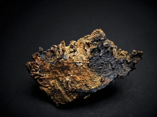 Gold from the Round Mountain Mine - 30 mm
