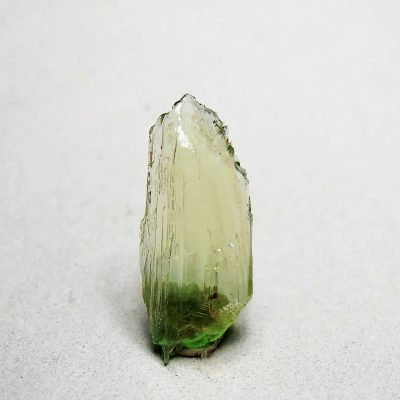 Hiddenite - 4 carat crystal from the Type Locale - Hiddenite, NC
