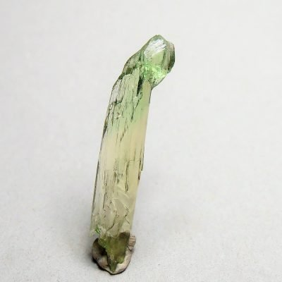 Hiddenite - 28 mm crystal from the Type Locale - Hiddenite, NC