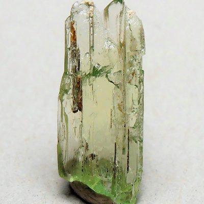 Hiddenite - 2.6 carat crystal from the Type Locale - Hiddenite, NC