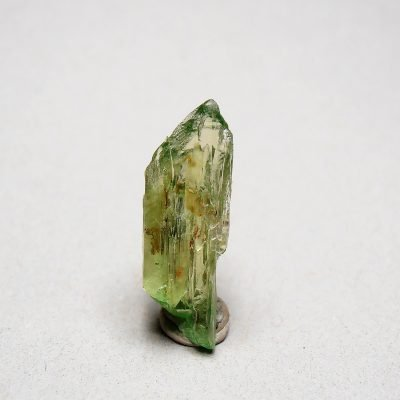 Hiddenite - 4.3 carat crystal from the Type Locale - Hiddenite, NC