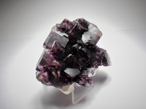 Fluorite - Cranberry/Purple Piece- Okorusu Mine