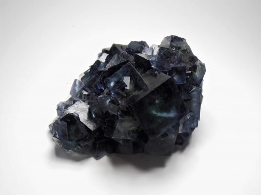 Fluorite - Emerald Blue and Purple - Okorusu Mine