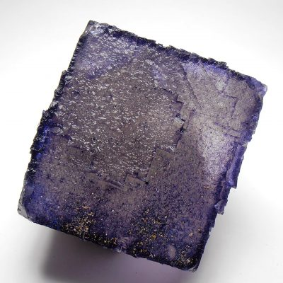Fluorite from the Elmwood Mine, Tennessee