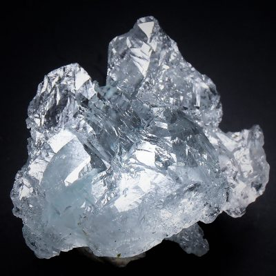 Beryl variety Aquamarine - Crystal Floater from Conselheiro Pena