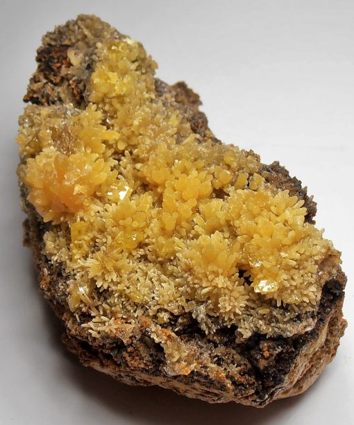 Mimetite from the Ojuela Mine in Mapimi