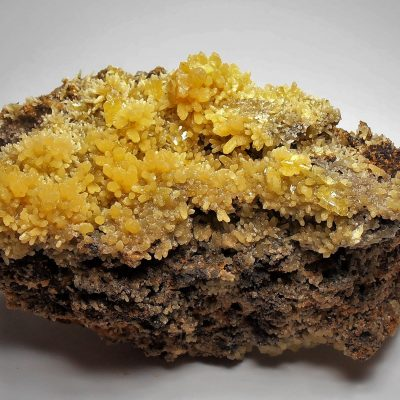 Mimetite from the Ojuela Mine in Mapimi