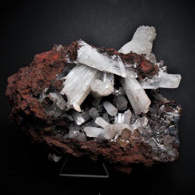 Hemimorphite Crystals from the Ojuela Mine, Mapimi