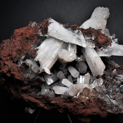 Hemimorphite Crystals from the Ojuela Mine, Mapimi