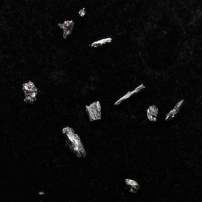 Sylvanite - Crystals from Cripple Creek, Colorado