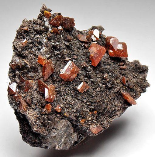 Wulfenite - Red Cloud Mine, La Paz County