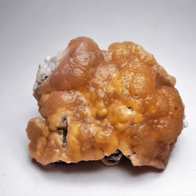 Smithsonite - Orange to Pink Color from Choix