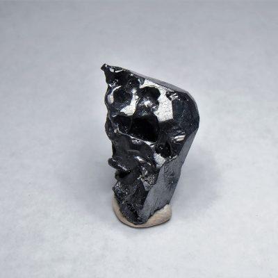 Acanthite- Hoppered Crystal - San Juan Rayas Mine