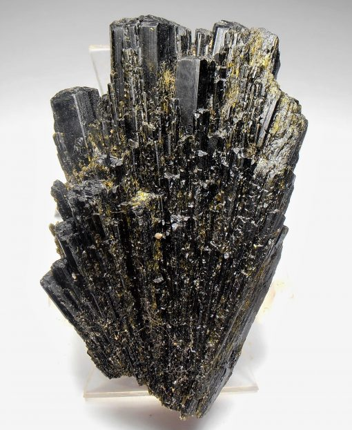 Epidote Crystal Cluster from the Pampa Blanca District