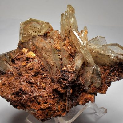 Barite Crystals from Cerro Warihuyn