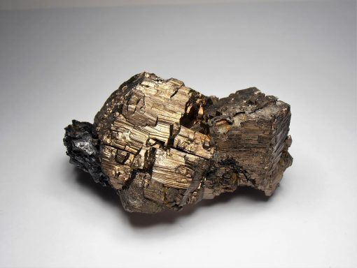 "Pyrrhotite - Exceptional ""Coin"" Like Crystal Clusters from Dal'negorsk"