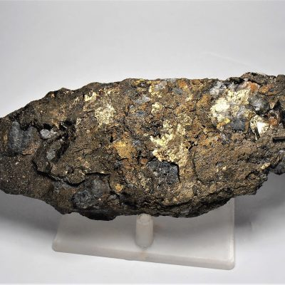 Cubanite - Crystallized Vein from the Henderson No. 2 Mine