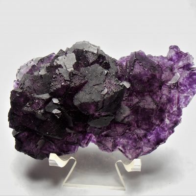 Fluorite - Octahedral Crystals from the Okorusu Mine