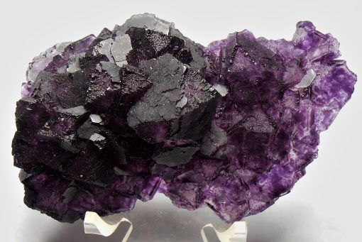Fluorite - Modified Cuboctahedral Crystals from the Okorusu Mine