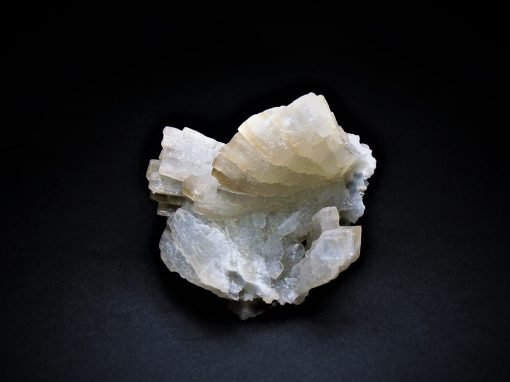 Barite - Light Blue Crystal Cluster from Cartersville Georgia
