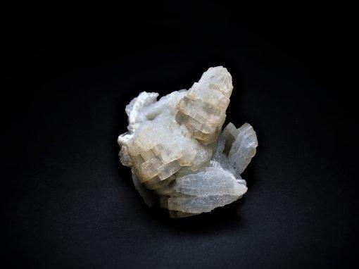 Barite - Light Blue Crystal Cluster from Cartersville Georgia