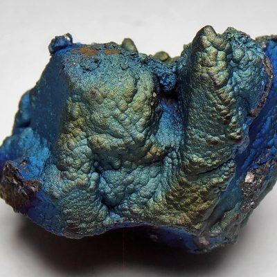 Hematite on Quartz From the Graves Mountain Mine