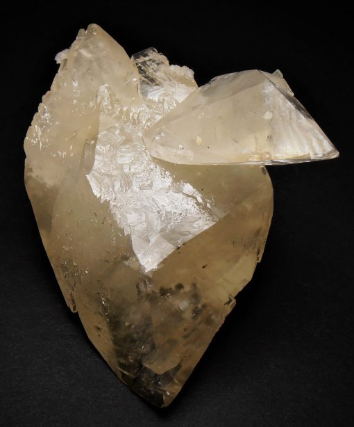 Calcite Crystals from the Elmwood Mine, Tennessee