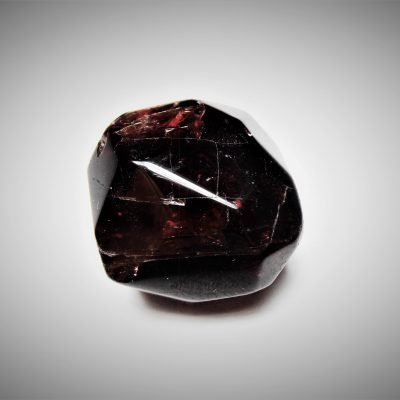 Polished Almandine Garnet - 1 1/8 inch Crystal from China