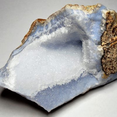Chalcedony - Rich Blue Color from Ngabu